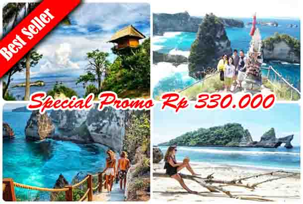 Paket Half Day Nusa Penida Timur
